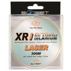 Nylon SUNSET XR Silanium Laser (300m)