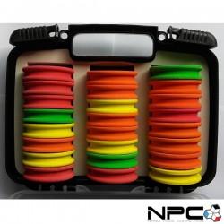 Malette 24 plioirs NPC
