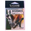 Hameçons SASAME Wormer F875 (15 pièces)
