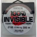 Fluoro 100% INVISIBLE Powerline (300m)