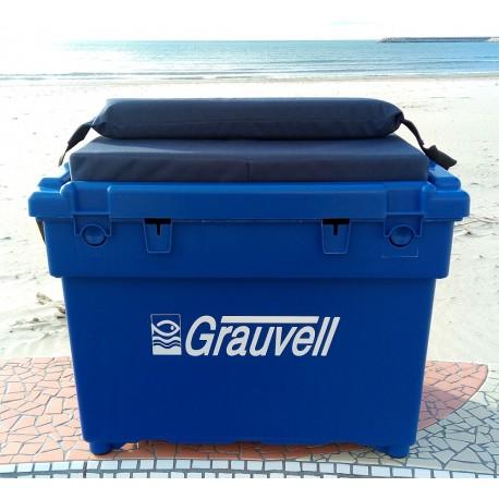 Caisse de surfcasting GRAUVELL VERTIX