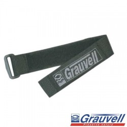 Attache canne velcro GRAUVELL