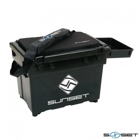 Caisse SUNSET Sunbox + 2 Tablettes