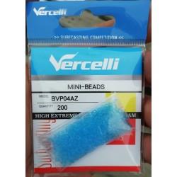 Mini-Perles VERCELLI bleues