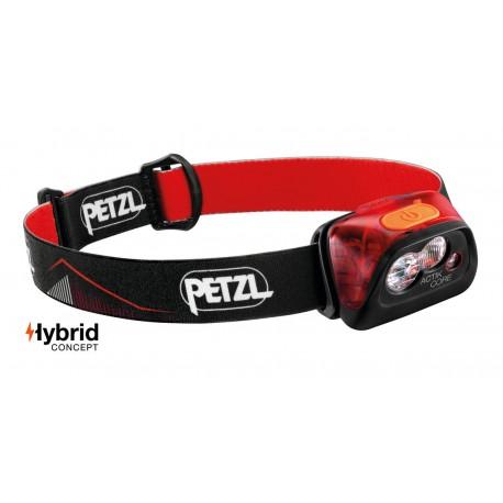 Lampe Frontale rechargeable PETZL ACTIK Core (450 lumens)