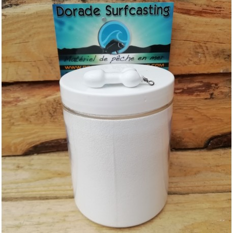 Plastifiant DORADE SURFCASTING Blanc