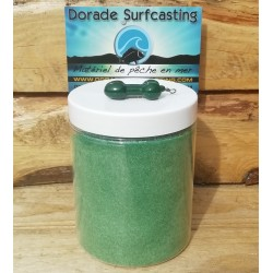 Plastifiant DORADE SURFCASTING Vert