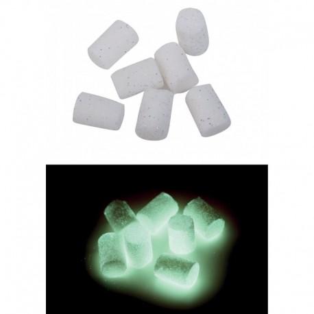 Flotteurs VERCELLI Blancs Phosphos (6 pièces)