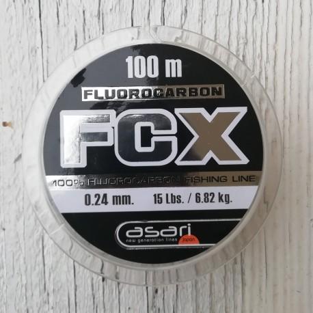 Fluorocarbone ASARI FCX (100m)