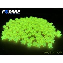 Perles FOXFIRE Flottante - Etoile Jaune Phospho