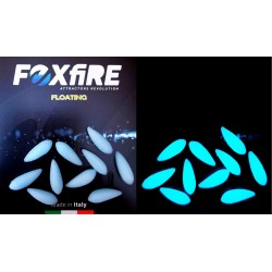 Perles FOXFIRE Flottante - Missile Bleu Phospho