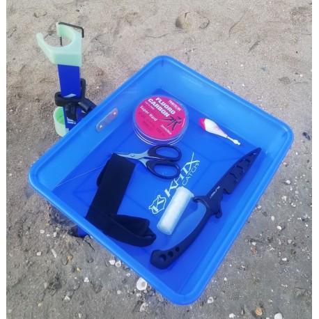 Tablette pour Piquet de Surfcasting
