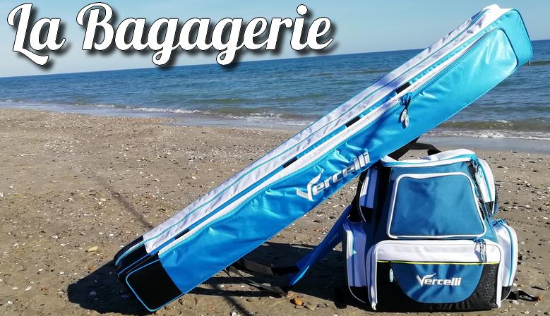 Le meilleur de la bagagerie surfcasting.
